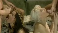 Vintage french cards - Angelica and sandra, anal orgy