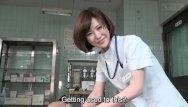 Female docter sex stories Subtitles cfnm japanese female doctor handjob