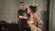 Extreme sm bdsm videos - Nyssa nevers extreme bdsm punishment - the bamboo prison