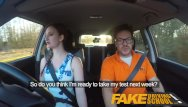 Redheads pink nipples Fake driving school pink nipples big tits redhead