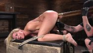 Bj and ariel anal fisting Grueling bondage