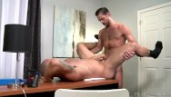 Mike and molley gay - Extrabigdicks mike demarko cums on latino employee