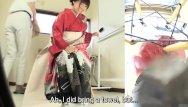 Kimono vintage Subtitles japanese kimono pee desperation fail