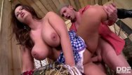 Amateur rodeo association and texas Busty country girl sirale rides cock like a pro rodeo queen