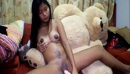 Asians pregnant - 16 week pregnant thai teen heather deep dido creamy squirt alone