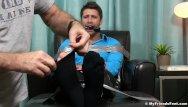 Disclosing family few friend gay hiv man regret status Blayne feet worshiped by older man