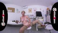 Mature porn x free movie Naughty blonde granny who waits for her doctor