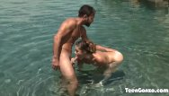 Posing naked pool Teengonzo teen zoey foxx fucked hard outdoor in all poses