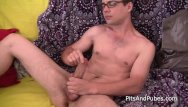 Gay street trade blog pubes Nerdy jock licks his own cock and balls
