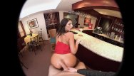 Dirtiest strip bar in the world - Vr porn-august ames give a world class blowjob at the bar