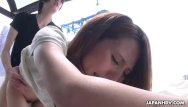 Lunar 2 fierce fist Skinny asian teen has her trimmed fuck tube fiercely drilled