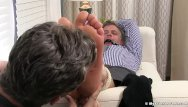 Gay carl hubay yuppy sample Aged yuppie brendan cage is restrained and foot worshipped