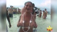 Bbw nude on boats Xxx nude boat bash wild seized footage uncut p1