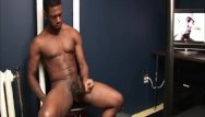 Huge massive gay cumshots - Huge black shoot a massive load