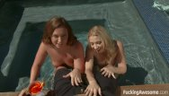 Erica truly awesome bikini bikini Epic pov threesome with maddy oreilly and sierra nicole