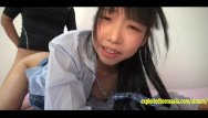 Asian teen girl gallery - Amateur jav college girl miki gets fucked in her uniform uncensored action