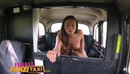 What makes a vagina taste good Female fake taxi heist makes sexy driver horny for a good fucking in cab
