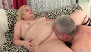 Thick girls modeling lingerie Fat floozy is poked by a thick cock