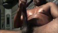 Gay hung truckers Black trucker shoot huge load