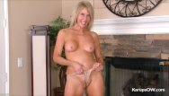 Mature older women over 30 pierced - Erica lauren loves playing dildo herself