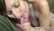 Mature adult freind - Milf brandi minx is swallowing a stiff cock