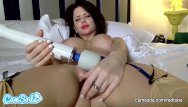Fully in ass Emily addison big tits redhead masturbating till pussy fully wet