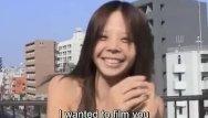 Asian stripteases Jav amateur striptease rooftop blowjob subtitles