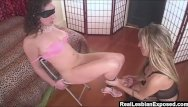 Police lesbian handcuffed Handcuffed lesbian slave gets royal treatment