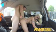 Characteristic of adult learner Fake driving school busty blonde learner fucks fake driving instructor