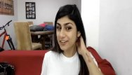 Adult blooper - Mia khalifa - behind the scenes blooper can you see me