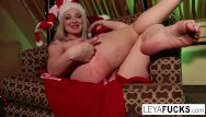 Sugar cane big tits - Leya falcon christmas candy cane anal