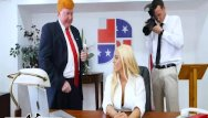 Dick cheney become the 1st high level of white house - Bangbros - luna star gets grabbed by the pussy at the white house