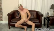 Pro for gay marriage Young blonde homo titus snow wanks it like a pro