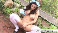 Tiffany taylor foot fetish Emily addison and taylor vixen foot fetish