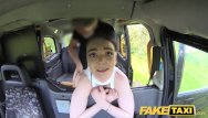 Nice small pussy - Fake taxi natural small tits and a nice tight smooth pussy