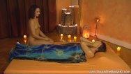Serious handjobs - Serious handjob massage brunette