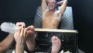 Collin oneal gay - Feet play, massage and tickleing with collins and franco