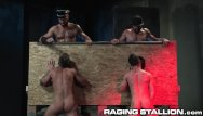 Red tube gay glory hole Ragingstallion i said suck that dick spit on it through glory hole