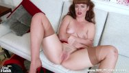 Teen suple pert - Redhead zoe page teases her pert tits and wet pussy in retro red lingerie