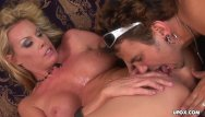 Nicole sheridan free porn video Blonde bitch nicole fucked by a player then got facialized