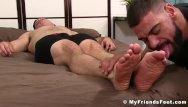 Chasez gay jc rumor - Ricky larkin treats sleeping jc with a good foot licking