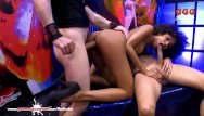Extreme teen pleasure - Sexy ebony latina luna corazon moans in pleasure - extreme bukkake