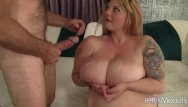 Sexy hot model boobs - Sexy big boobed blond bbw fucked