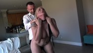Gag fetish pics - Leya falcon roughly ass fucked and gagged by pascal white