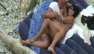 Nude at playa dorada beach Thesandfly daring public playa fun