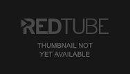 Black strip revues - Young black teen strip teasing in bathroom