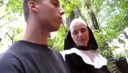 Horny nuns fucking - Horny nun picked up from street