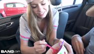 Tomboys hairy pussy Tomboy teen alex blake pov fuck in a car