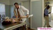 Make him cum with fleshlight - My family pies - daughters tight pussy makes him cum inside s2:e2