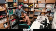 Free young latin twink porn - Youngperps - latin guy gets used by mall cop